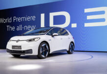 Bridgestone Volkswagen ID 3