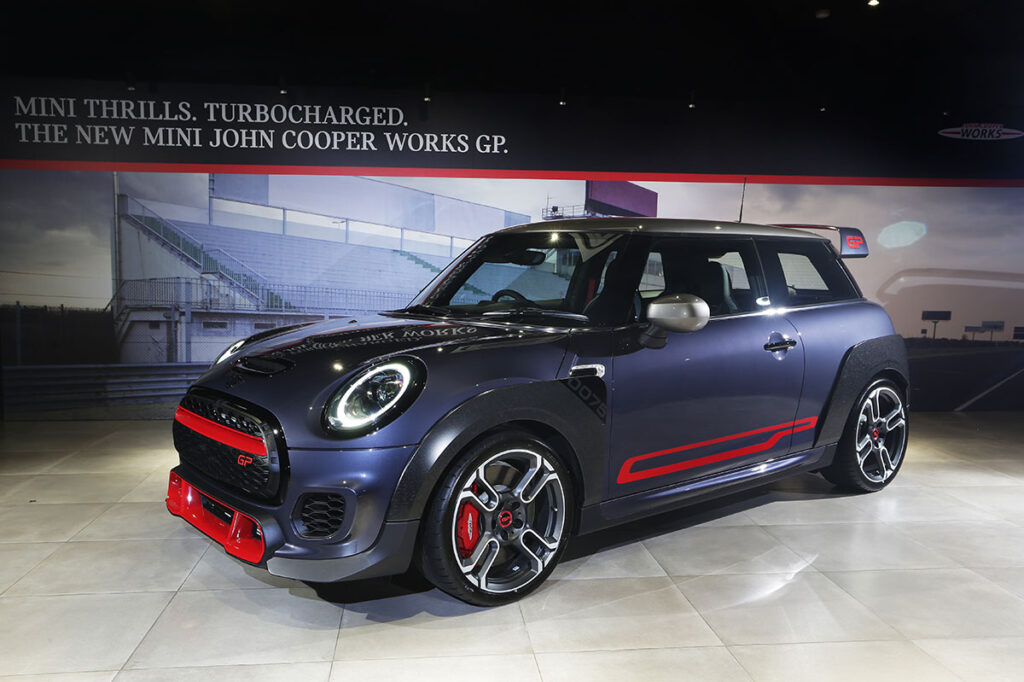 Mini John Cooper Works GP 75 Indonesia