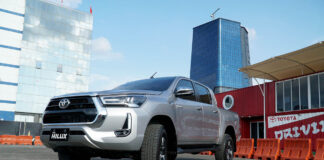 New Toyota Hilux Indonesia