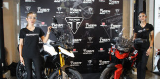 New Triumph Tiger 900 GT Pro dan Rally Indonesia