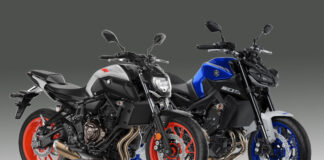 Yamaha MT-07 dan MT-09 Indonesia MY2020