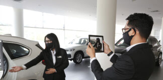bmw virtual showroom indonesia