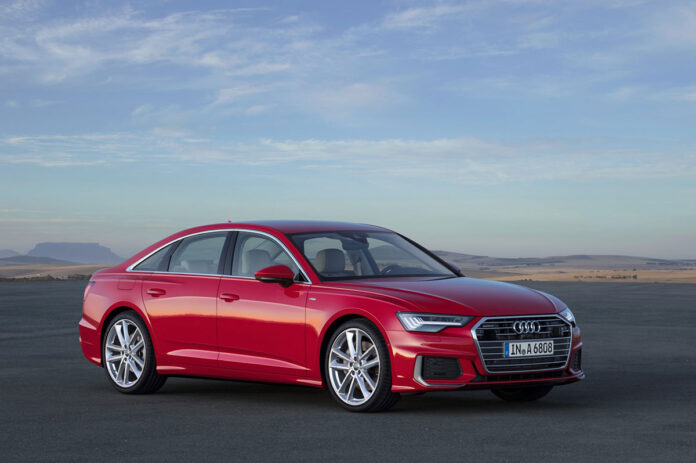 All New Audi A6 indonesia