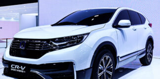 Honda CR-V-PHEV China