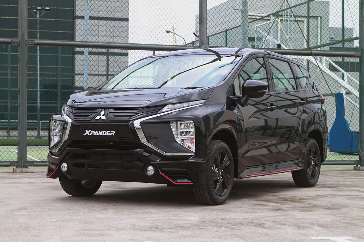 Mitsubishi Xpander Cross Black Edition MY2020