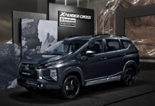 Mitsubishi Xpander Cross Rockford Fosgate Black Edition