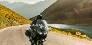 New BMW R 1250 RT