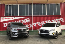 New Toyota Fortuner dan Kijang Innova Indonesia
