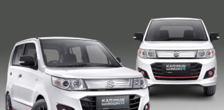 Suzuki Karimun Wagon R 50th Anniversary Edition