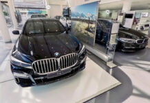 Dealer BMW Tunas Hayam Wuruk Virtual Showroom