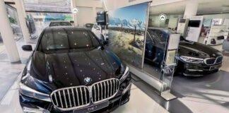 Dealer BMW Tunas Hayam Wuruk Virtual Showroom