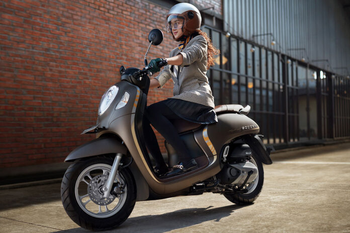 All New Honda Scoopy Indonesia