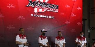 Mandalika Racing Team Indonesia