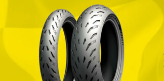 Ban Michelin Power 5