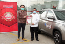 Wuling WIND The Best Innovation in Marketing 2020