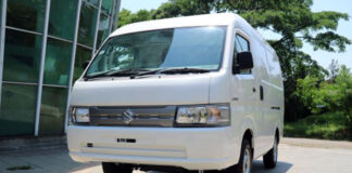 new suzuki carry blind van