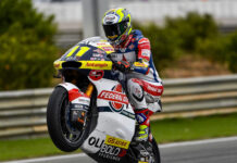 Federal Oil Gresini Moto2 Musim 2021