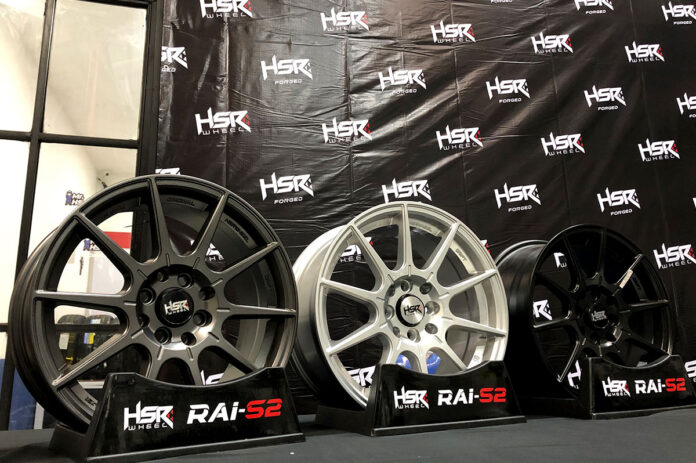 HSR Wheel RAI-S2