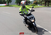 Suzuki Nex Crossover Test Ride