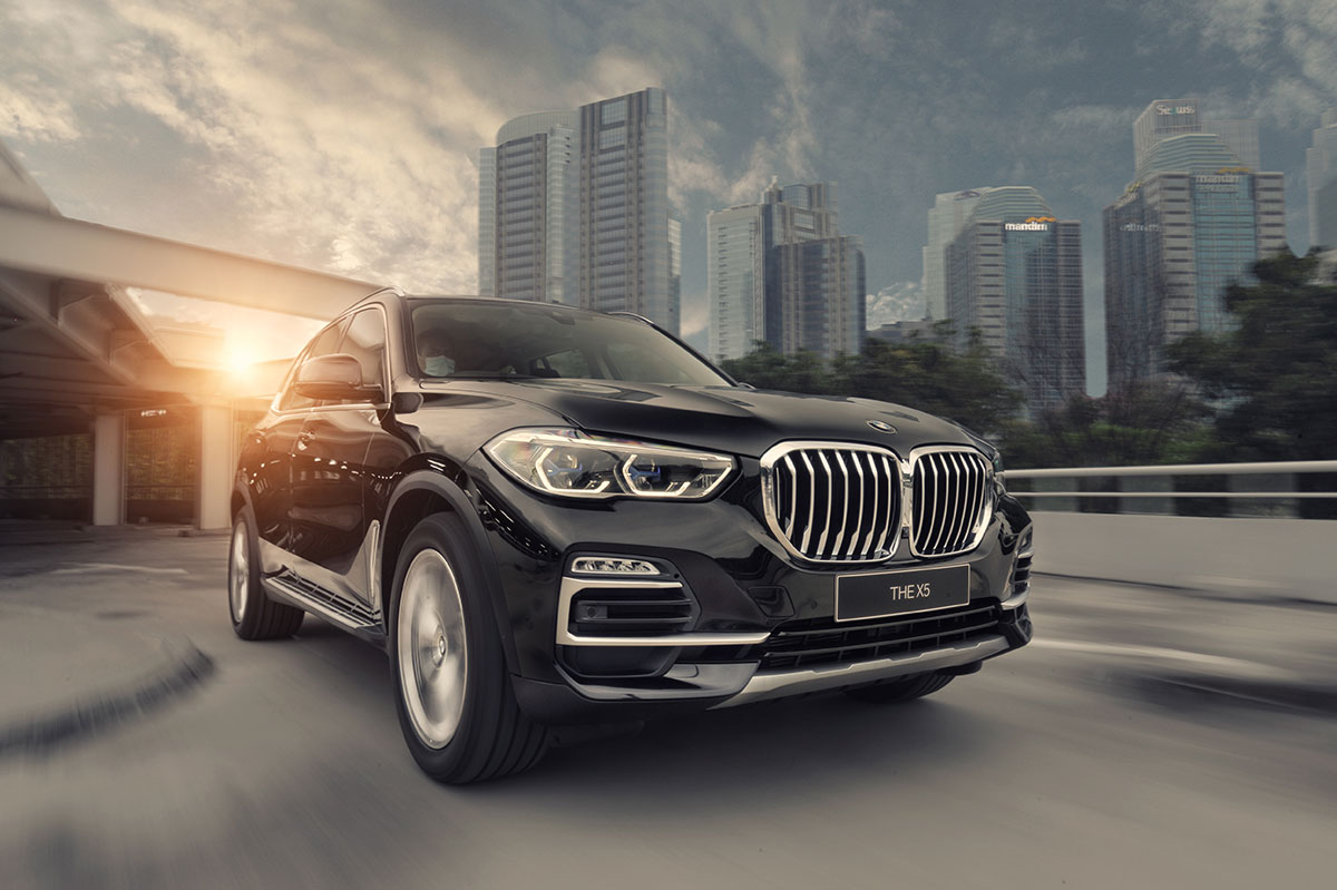 All New BMW X5 2021