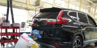 Honda Uji Emisi Jakarta Indonesia