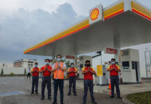 Shell SPBU Indonesia