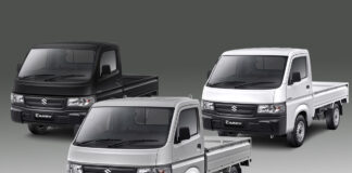 New Suzuki Carry Pick Up MY 2021