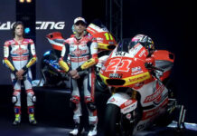 Federal Oil Gresini Racing Team 2021