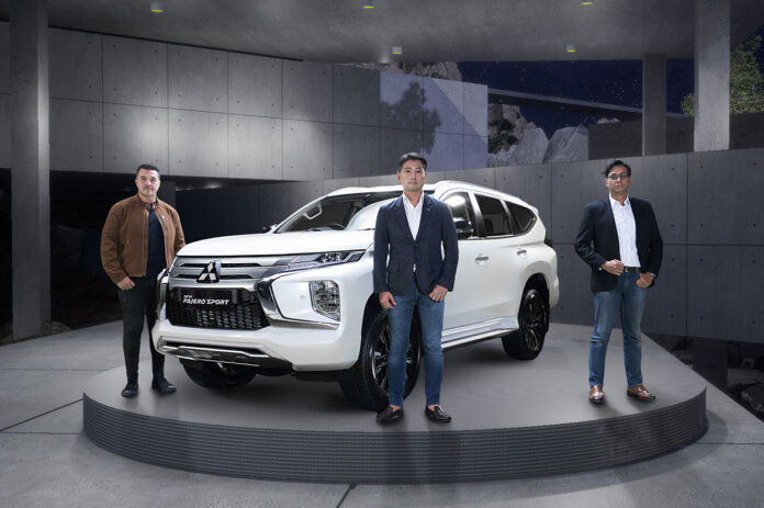 New Mitsubishi Pajero Sport Indonesia