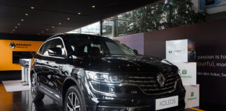 Renault Koleos Facelift Indonesia