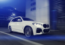 BMW X3 M Sport Indonesia