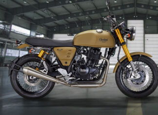 Cleveland Cyclewerks Ace 400 Canyon New Shade 2021