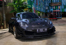 IMX Virtual Stage Bali Porche Cayman