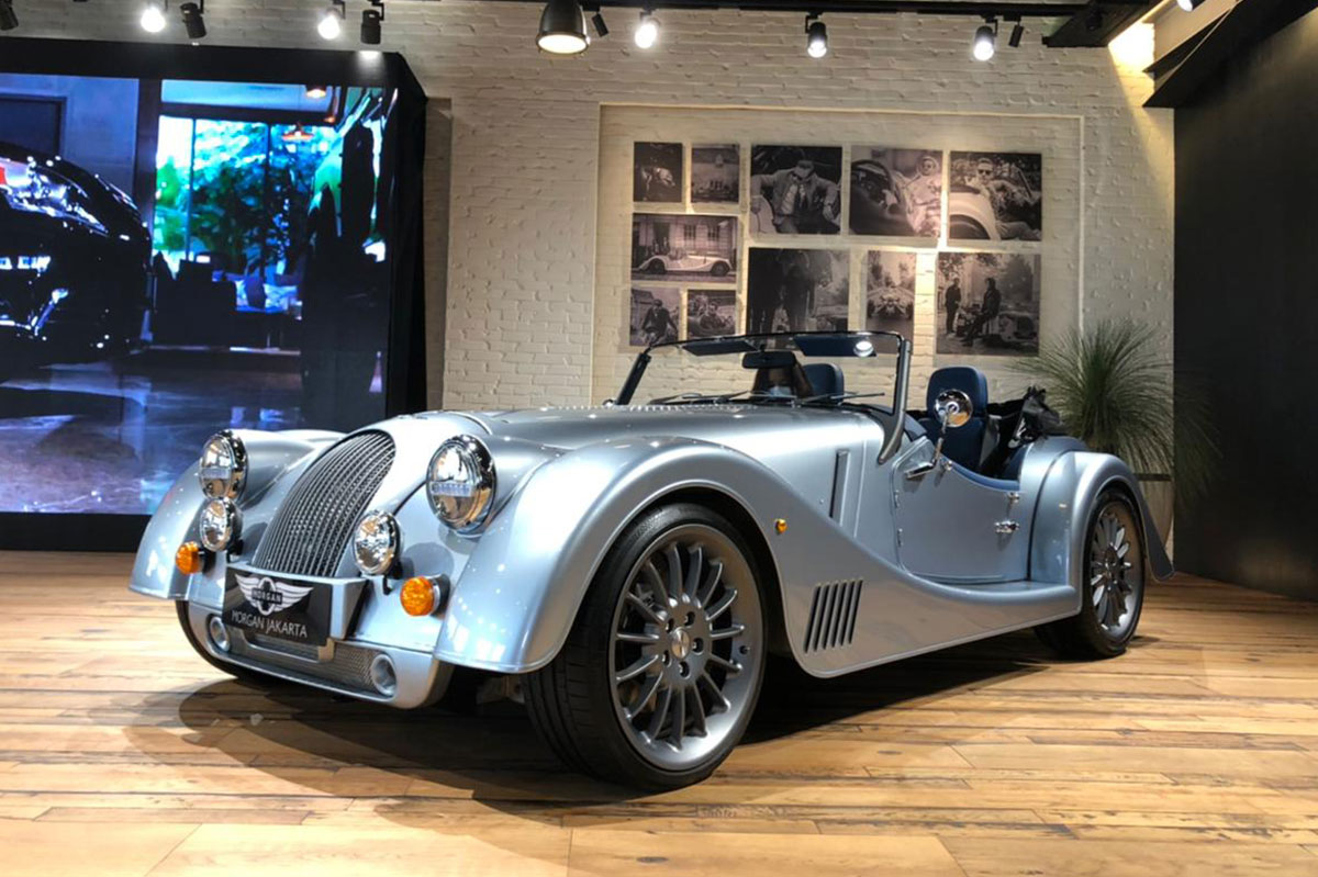 Morgan Plus Four TDA Luxury Toys