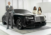 New Rolls-Royce Ghost Indonesia