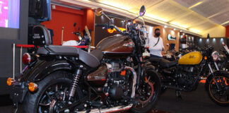 Royal Enfield New Meteor 350