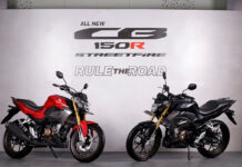 All New Honda CBR150R Streetfire 2021