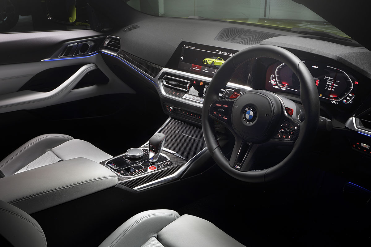 New BMW M3 Competition dan New M4 Coupe Competition Indonesia