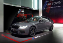 BMW M5 Competition Indonesia MY2022 2