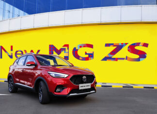 new mg zs indonesia