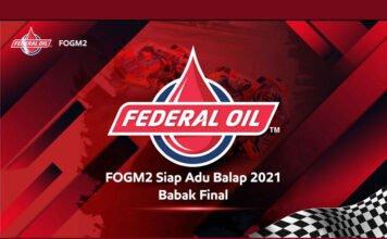 Federal Oil SIAP ADU BALAP Virtual